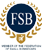 Federation of Small Businesses - FSB logo
